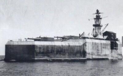 Непотопляемый «бетонный линкор», который японцы не сумели уничтожить с помощью 3 тысяч авиабомб