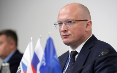 Дмитрий Волков покидает Минстрой России