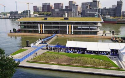 Как устроен крупнейший в мире «плавучий офис»