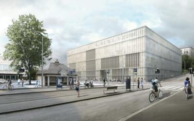 Как Цюрих проложил путь для переработанного бетона