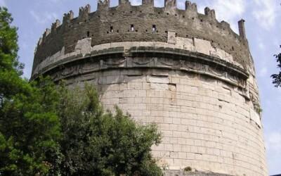 Анализ строительного материла древней гробницы раскрывает тайны прочности римского бетона